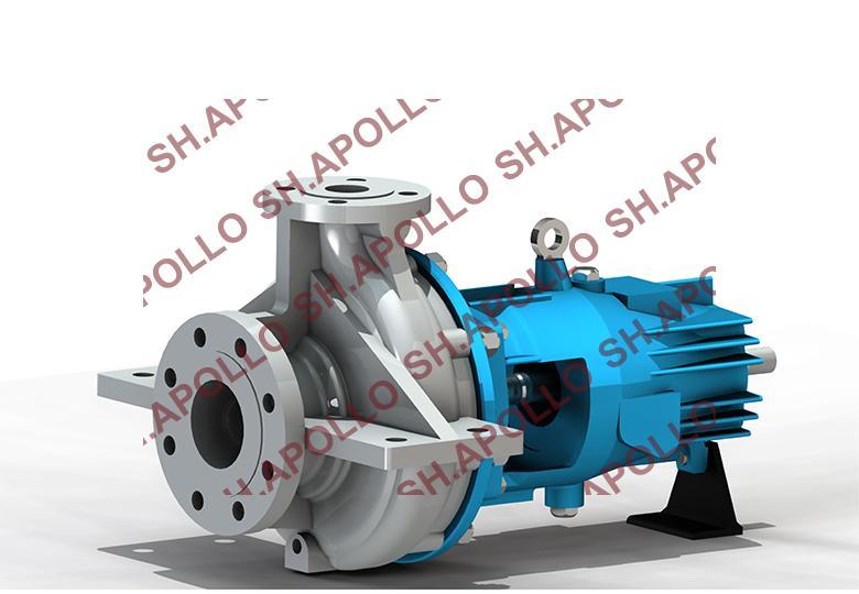 單級單吸泵AZA系類