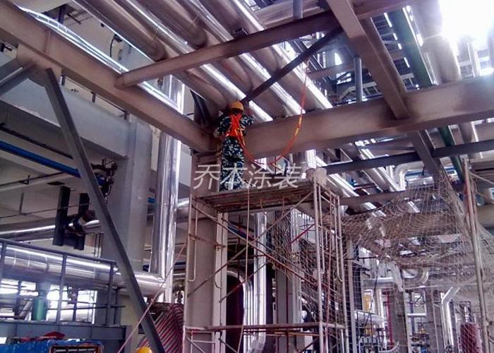钢结构防火系统