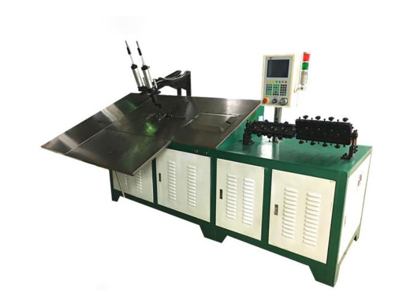 2D wire bending machine (3)
