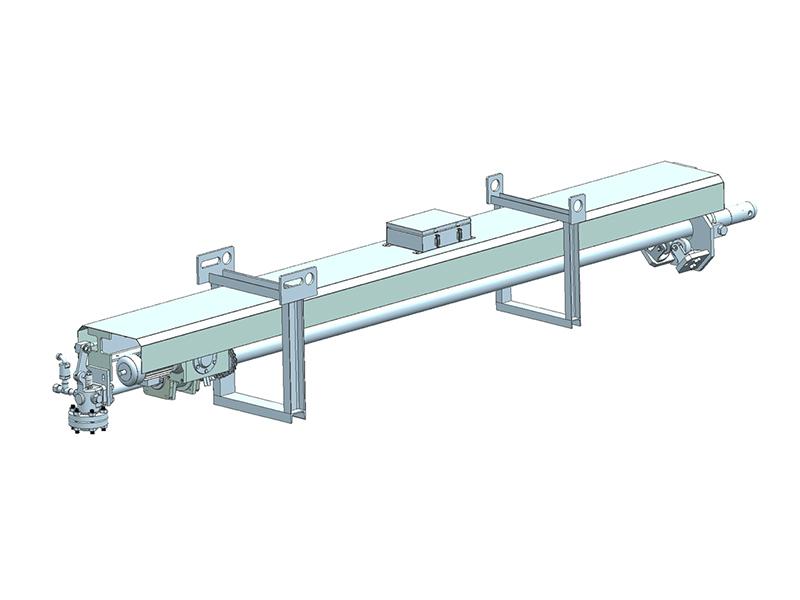 SYC-5D型長伸縮式吹灰器