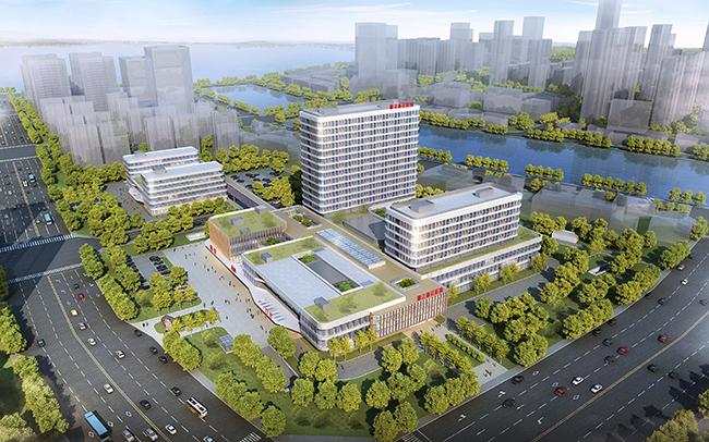 贛江新區醫院