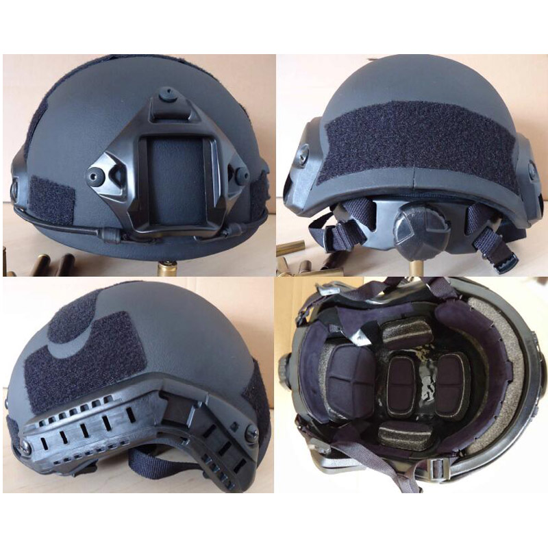 FAST advanced Aramid bulletproof helmet ballistic helmet