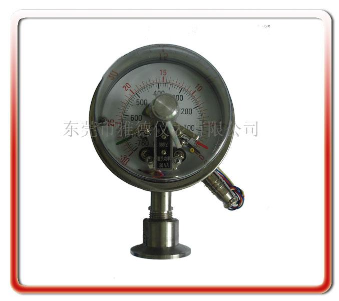 衛生型電接點隔膜表