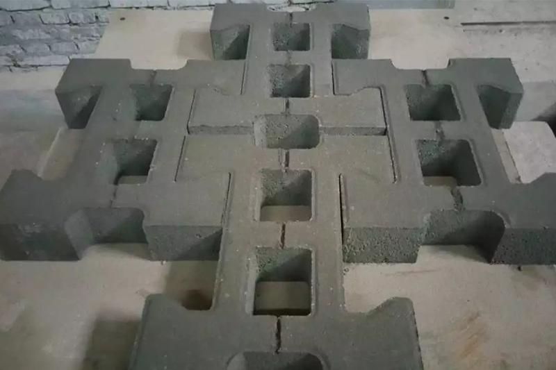 400 ×280×100護坡聯鎖塊