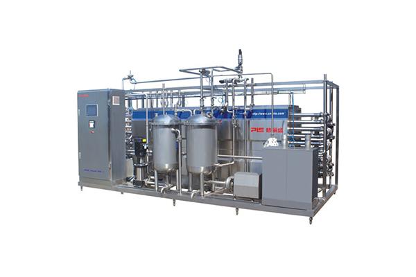 全自動UHT超高溫管式殺菌機