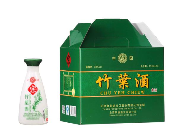 出口型-竹葉露酒