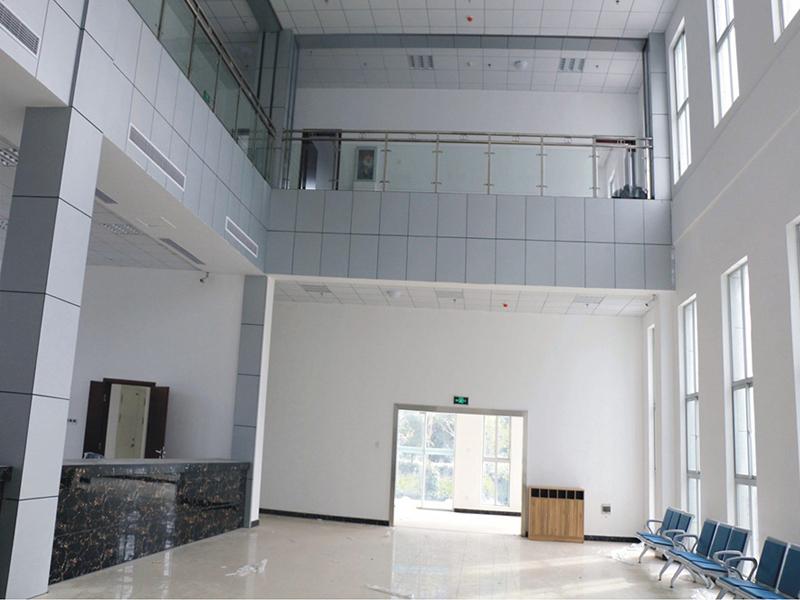 漢川仙女辦事處大廳