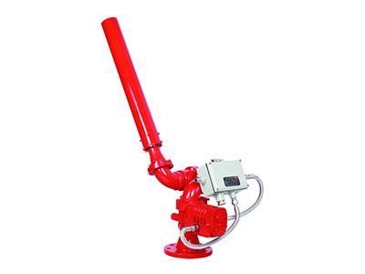 固定式电控水 /泡沫两用消防炮