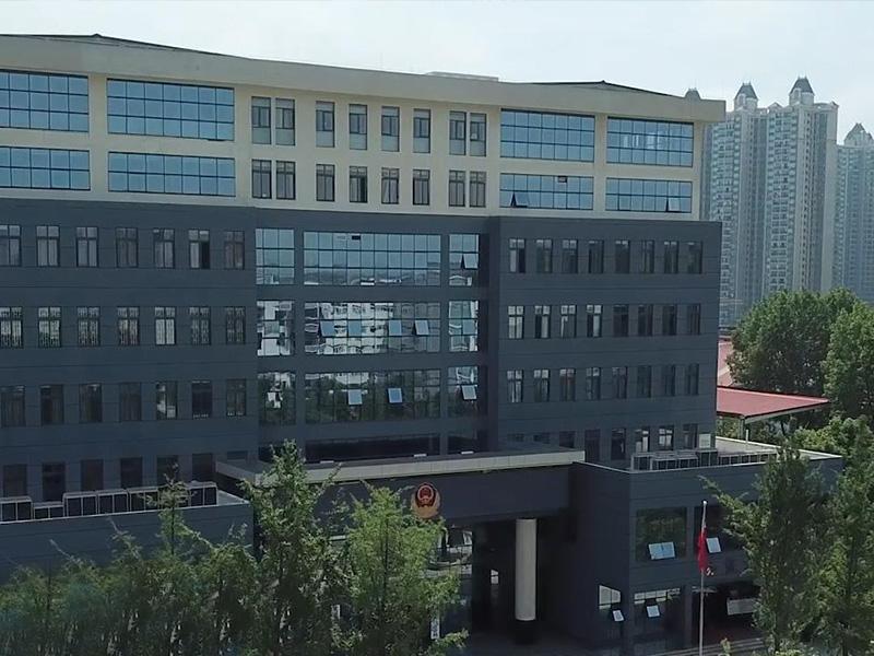 白云區公安分局辦公大樓工程