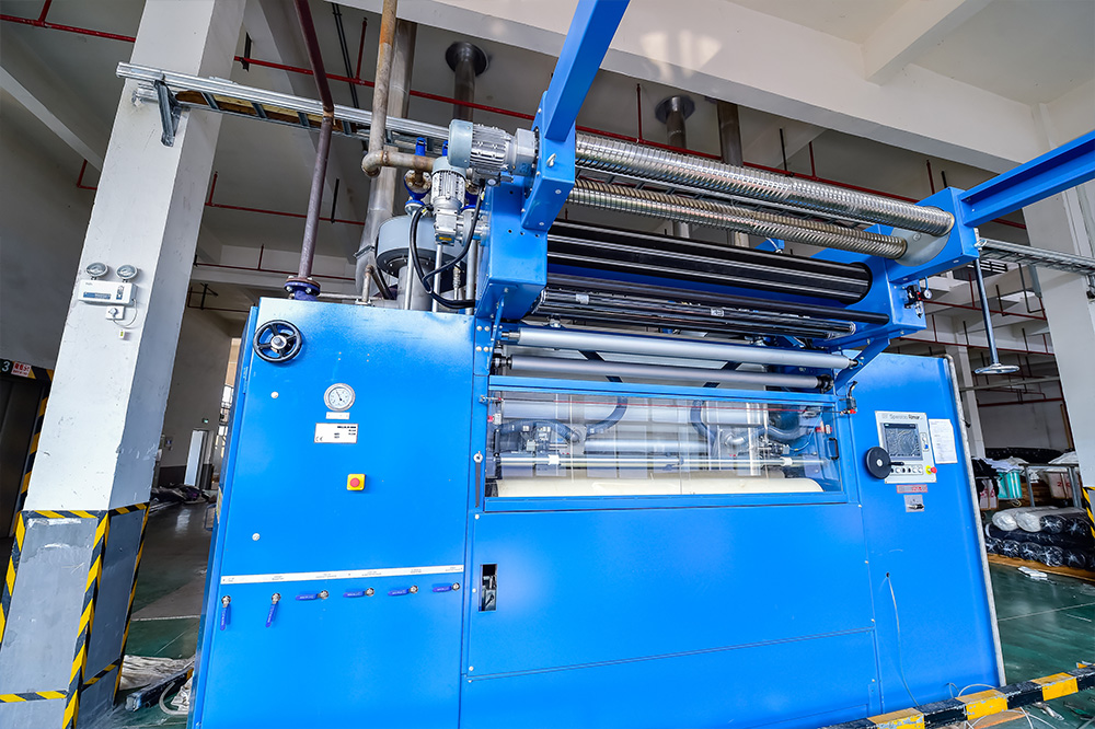 Italian continuous Gaya declining machine