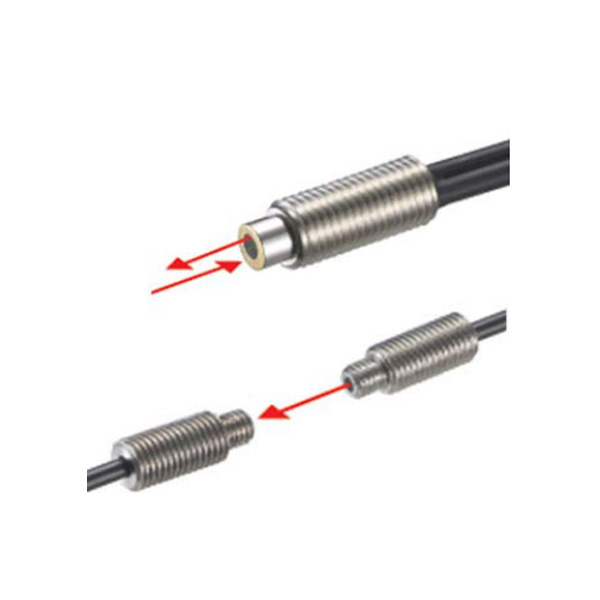 Fiber optic sensor (high temperature resistant fiber optic tube)