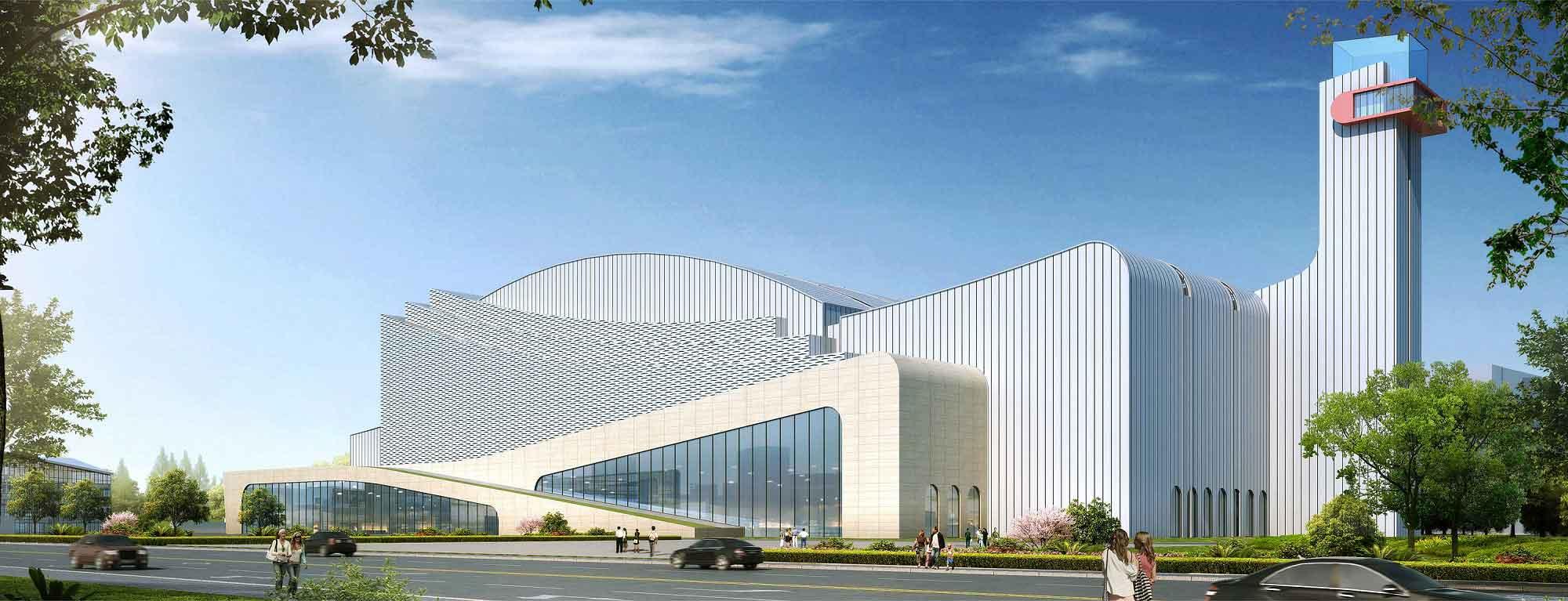 绍兴市循环生态产业园(二期)工程焚烧厂项目EPC总承包项目