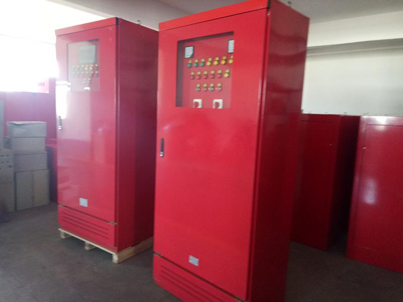 山東博昱消防噴淋泵控制柜消防手續齊全廠家供應
