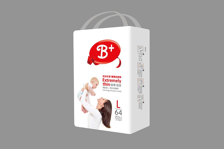 B+紙尿褲 L碼