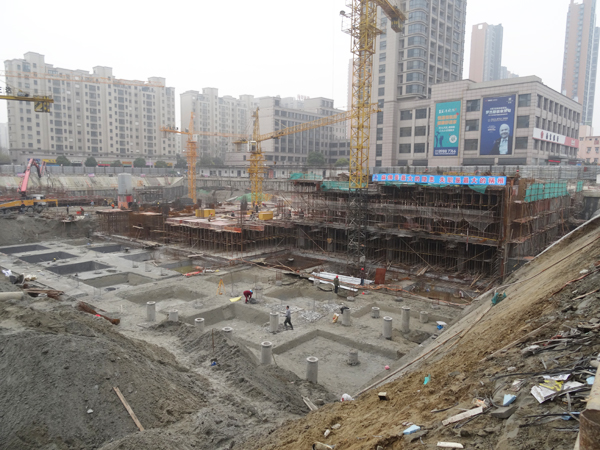 揚子江世貿商業綜合體