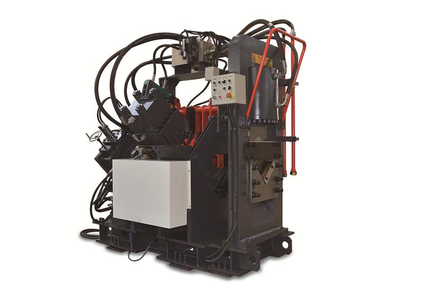 铁塔厂家专用数控角钢生产线选择济南光先