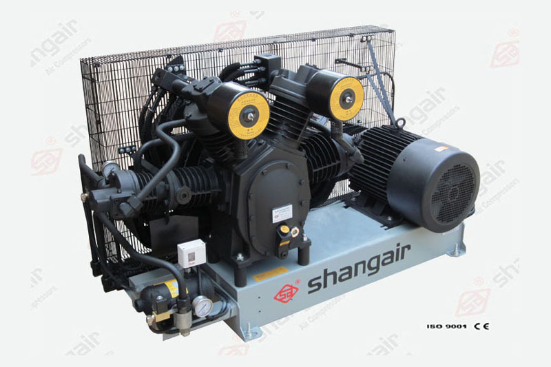 34SH Series Air Compressor (Single Unit)
