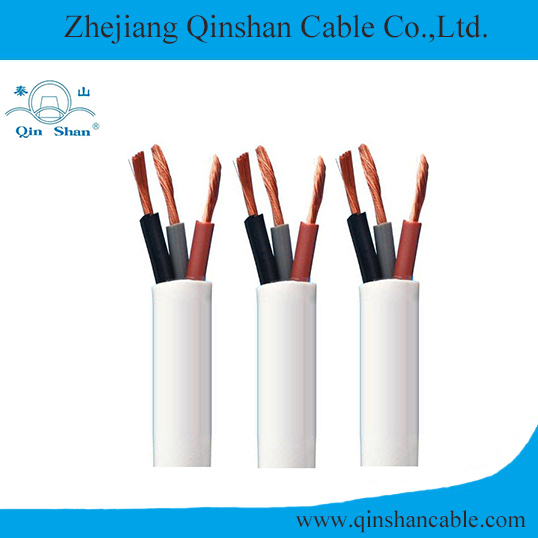 Copper Core PVC Insulated and Sheathed Flexible Electric Cable
