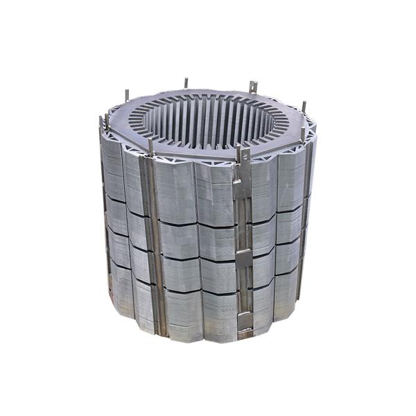 中高壓發電機定子鐵芯