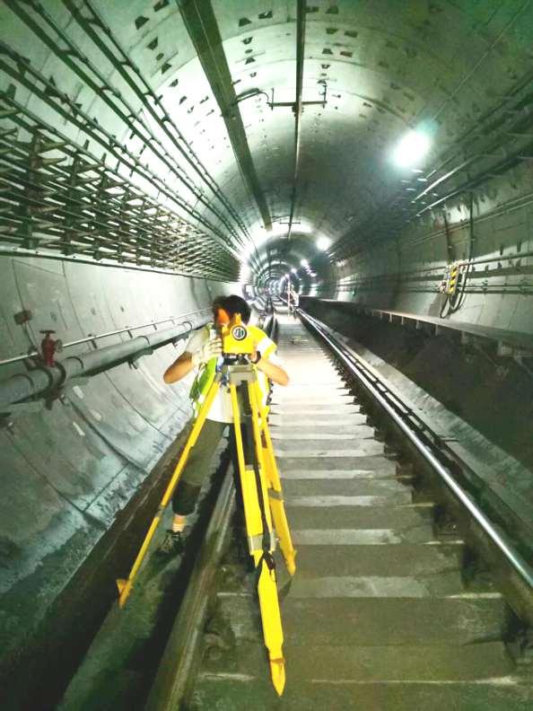 寧波軌道交通一號線運營監測