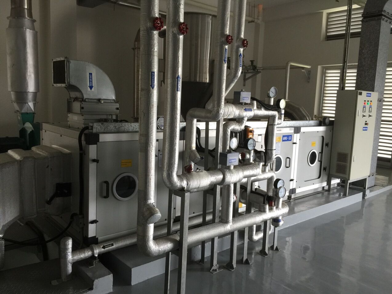 醫藥行業潔凈廠房的給排水設計