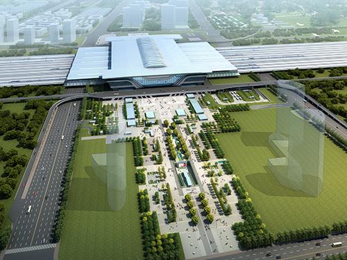 沈阳南站市政交通工程一期工程