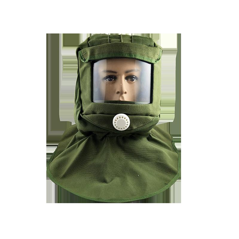 1109草綠打砂帽