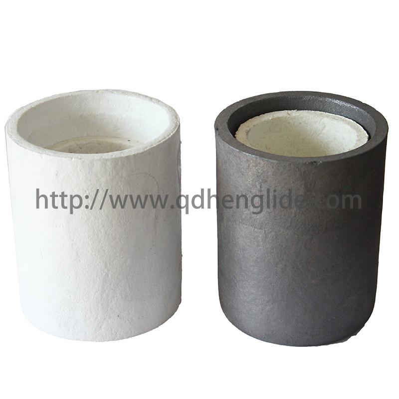 上引法生产无氧铜材生产设备用护套、内衬