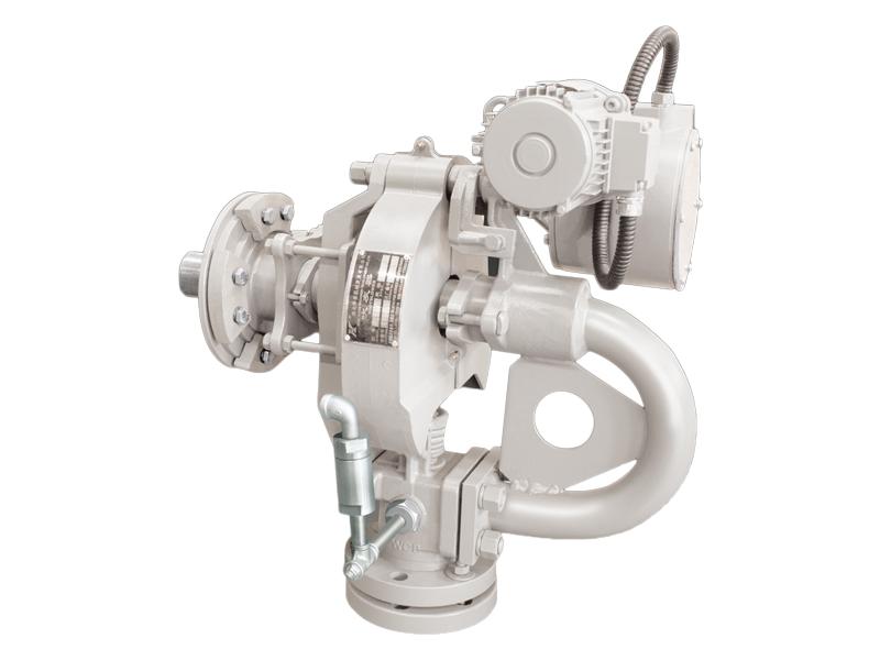HXG-5型固定旋轉式吹灰器