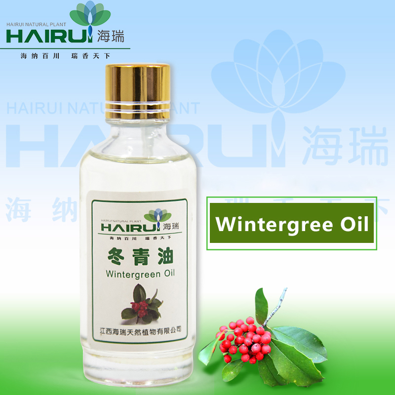Wintergree Oil