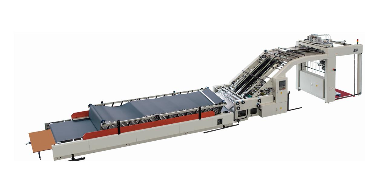 YC146/166全自动高速裱纸机