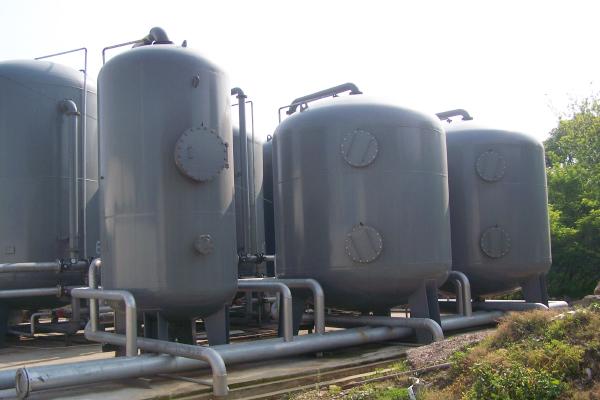 石英砂過濾器 活性炭過濾器