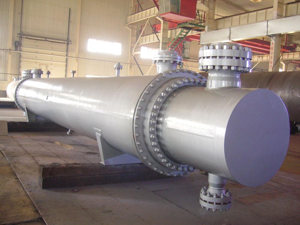 DN1200气体冷却器