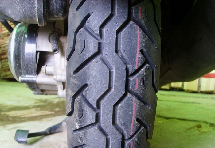 Correct use and maintenance of tires