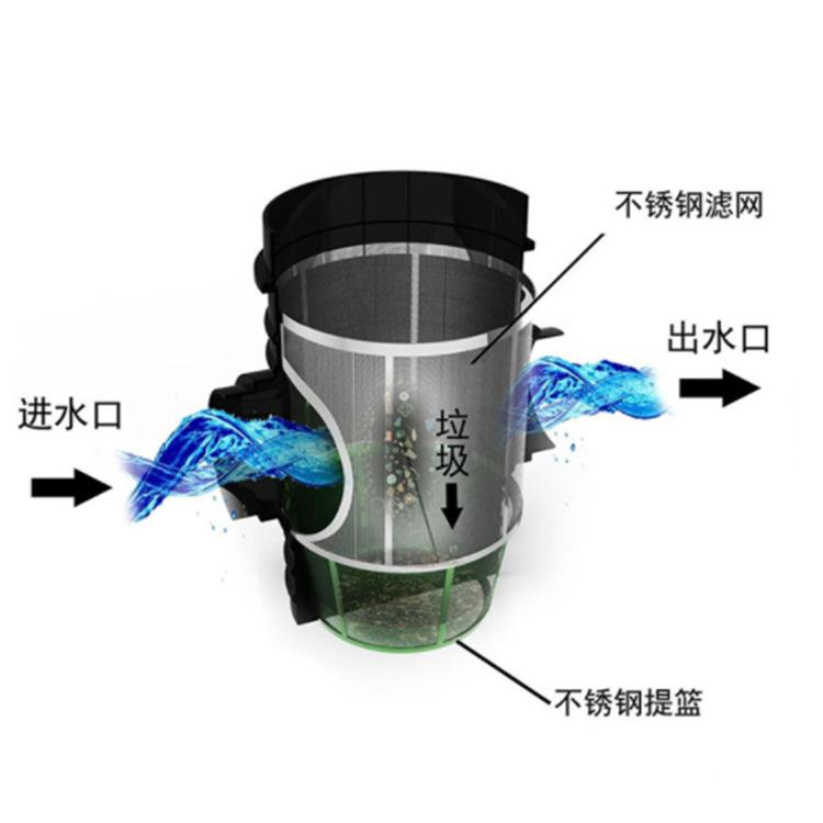 初期雨水截污裝置