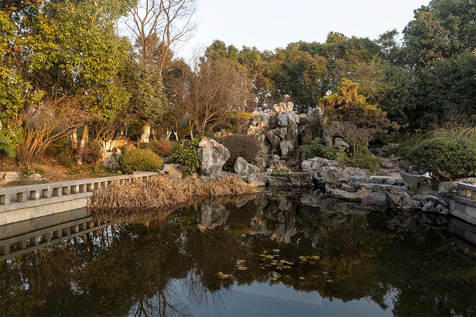 南京中國綠化博覽園江蘇園