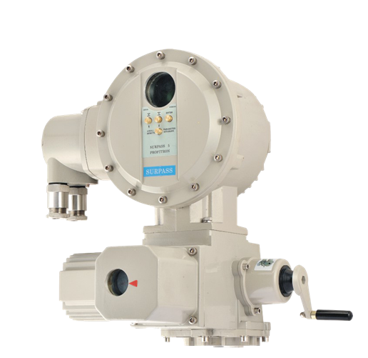 2SA5 Series Rotary Electric Actuator - Explosion Proof Type