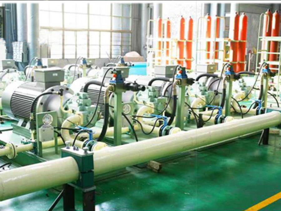 液壓主泵調壓裝置