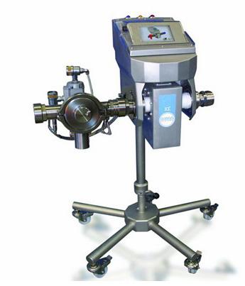 LOMA IQ3+管道式金属检测系统