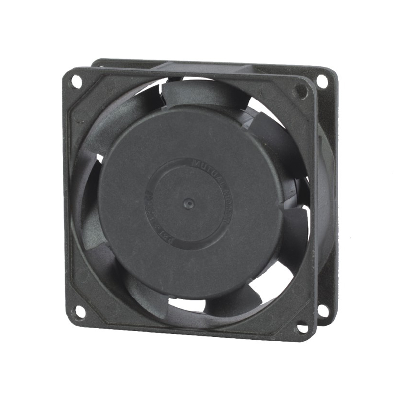 Cooling principle of stage lamp fan
