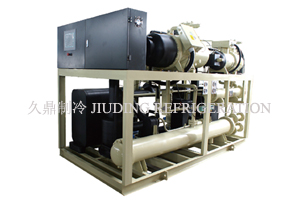 Low-temperature /ultralow-temperature refrigerating unit