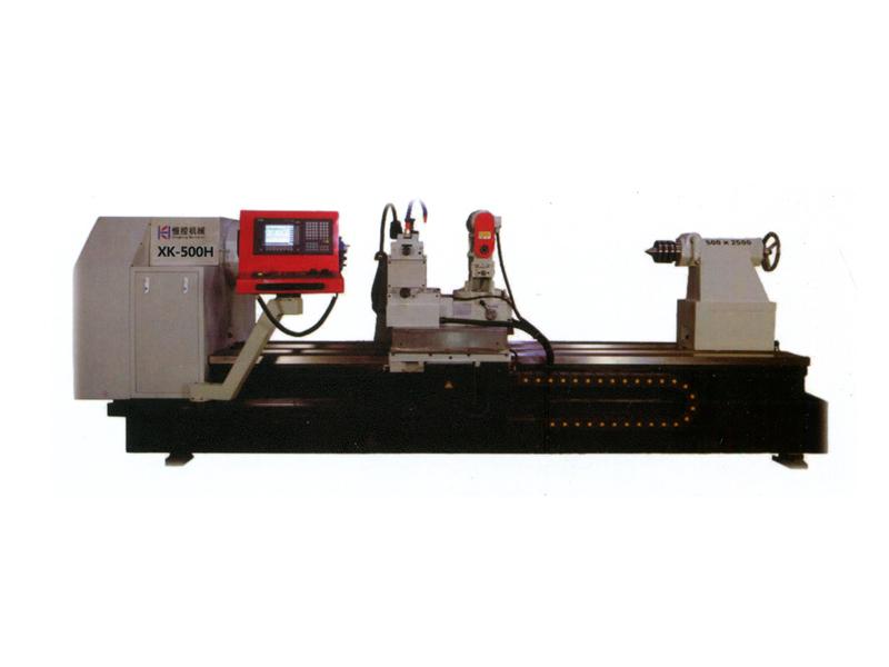 XK500系列数控章鱼直播体育在线播槽加工组合章鱼直播登录