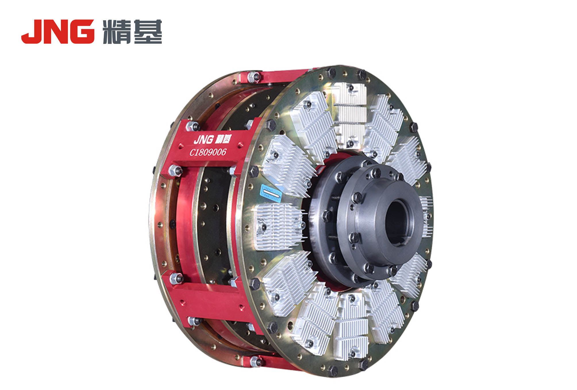 MTC系列限矩型永磁耦合器