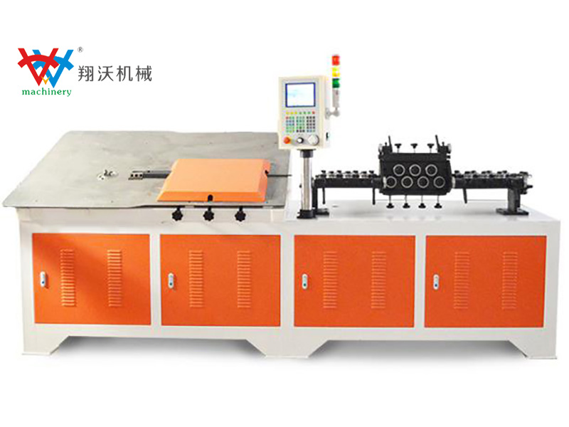 How to adjust the accuracy of wire bending machine?