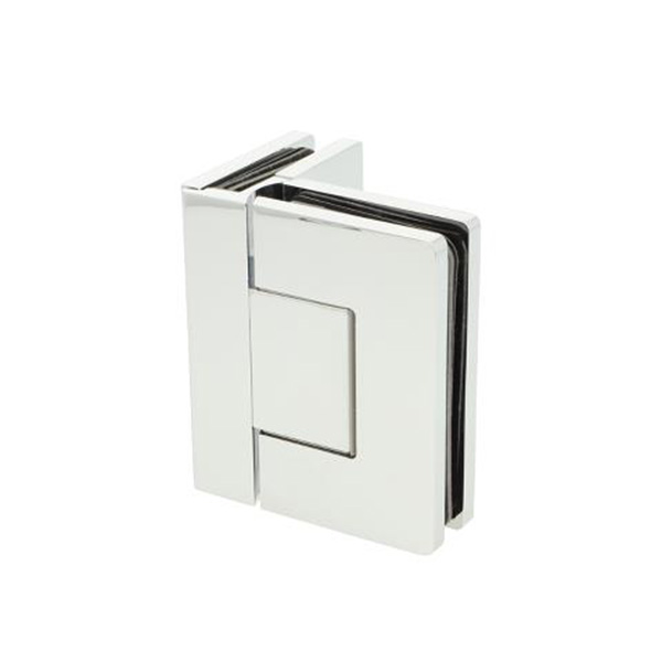 HIDDEN SCREW SHOWER HINGE 135 DEGREE GLASS TO GLASS