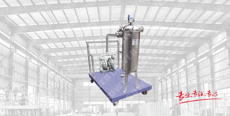 SZL type self-cleaning filter