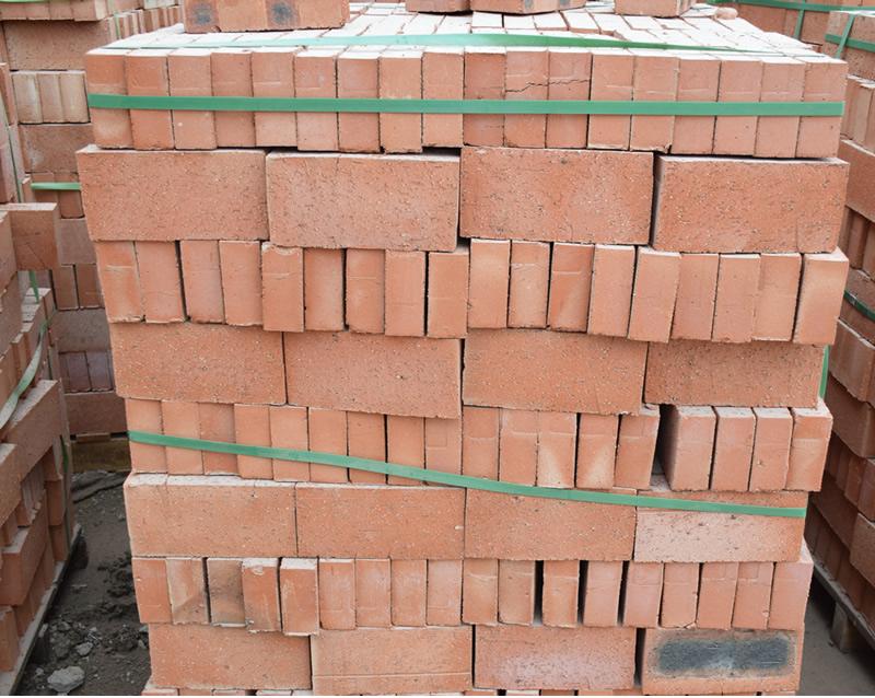 紅磚的傳統的生產工藝