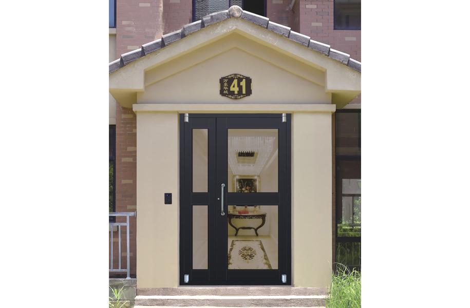 楼寓门系列 WF-043