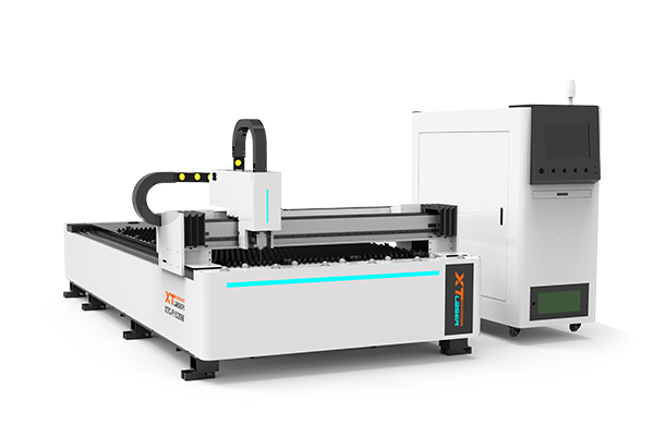 W series-open laser cutting machine