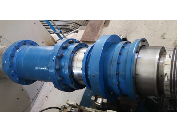 DYT Gear Coupling in a multinational chemical enterprise